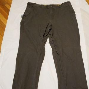 Columbia cargo pant mens 40W 32L cotton